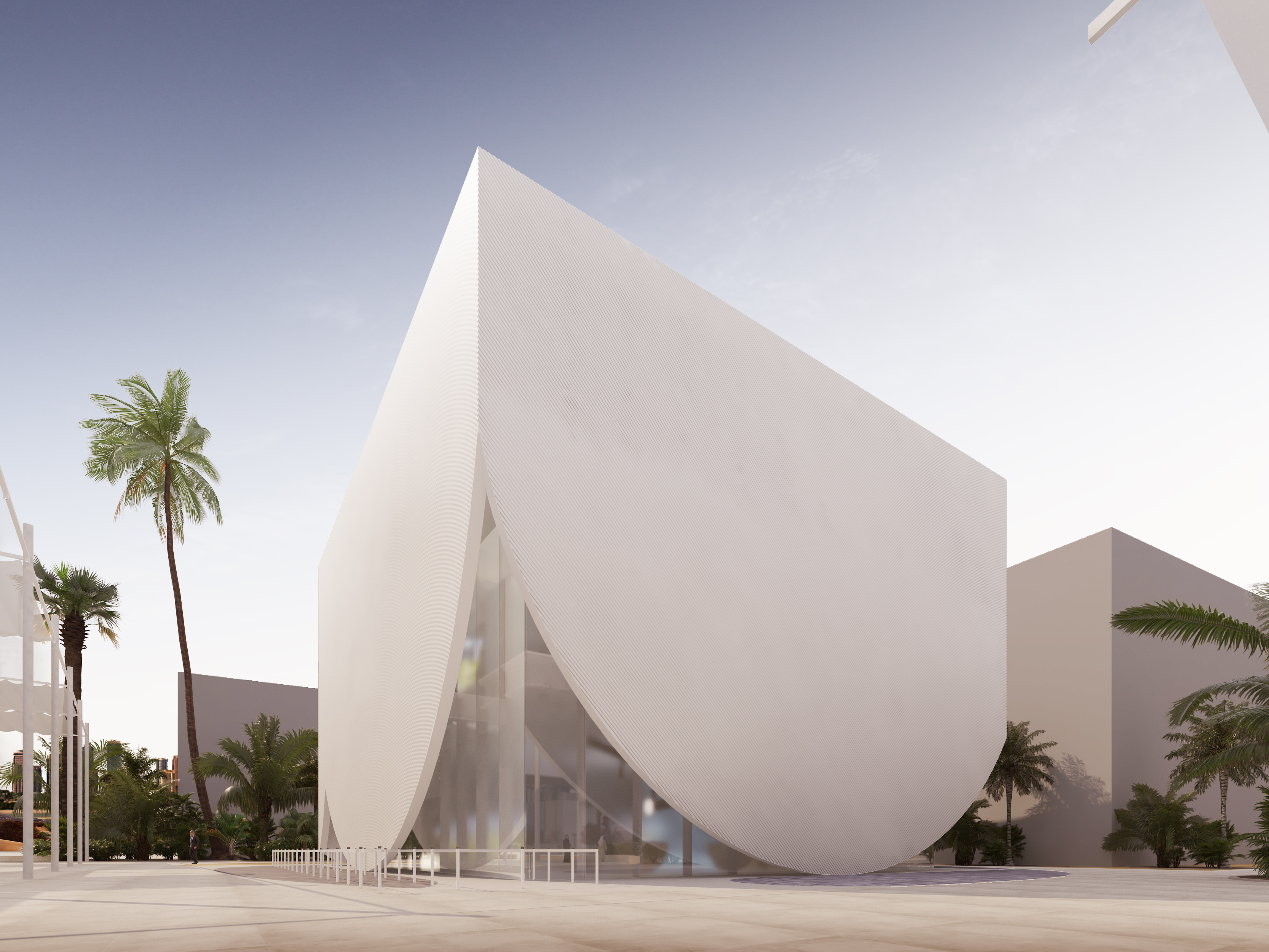 Romania's National Pavilion concept for Expo Dubai 2020 image