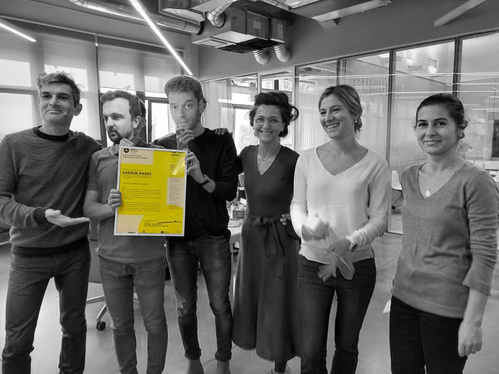 Cumulus is awarded at the Architecture Annual Bucharest 2020 image