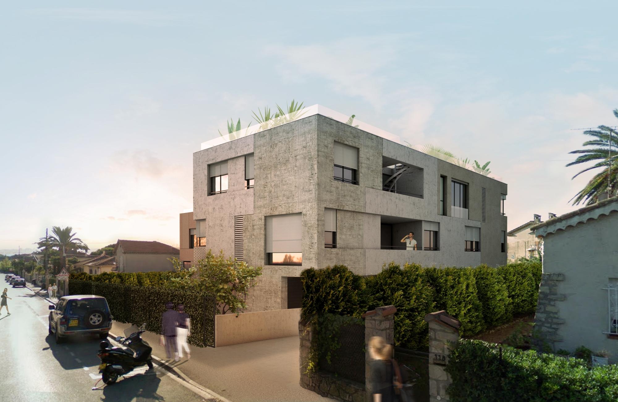 Mandelieu Residential cover