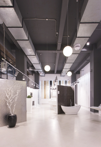 Porcelanosa Showroom cover