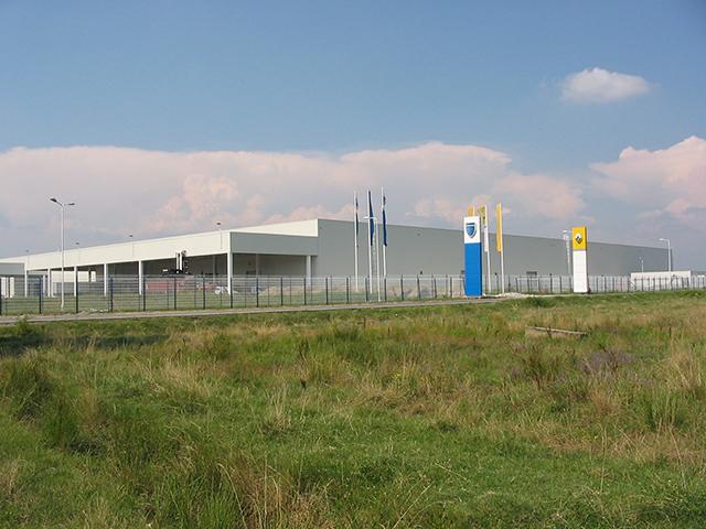 Dacia - Renault Group Developments cover