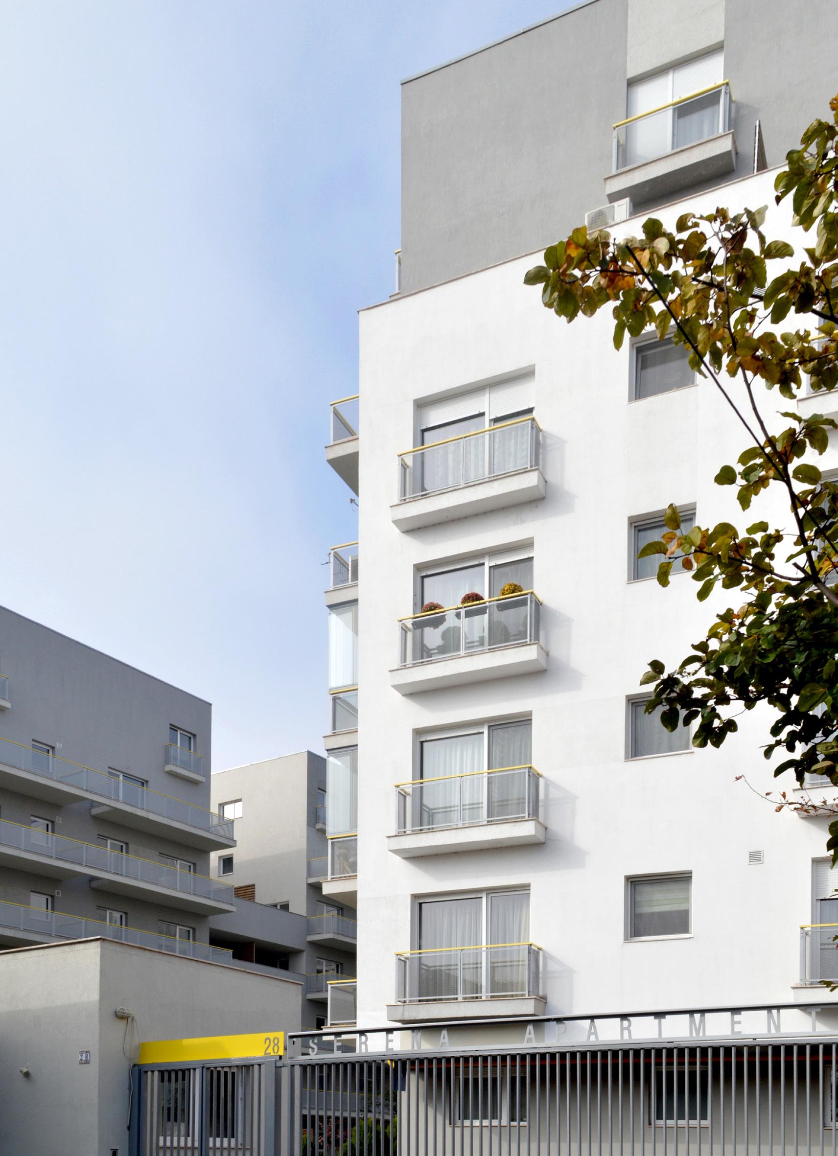 Serena Apartments cover